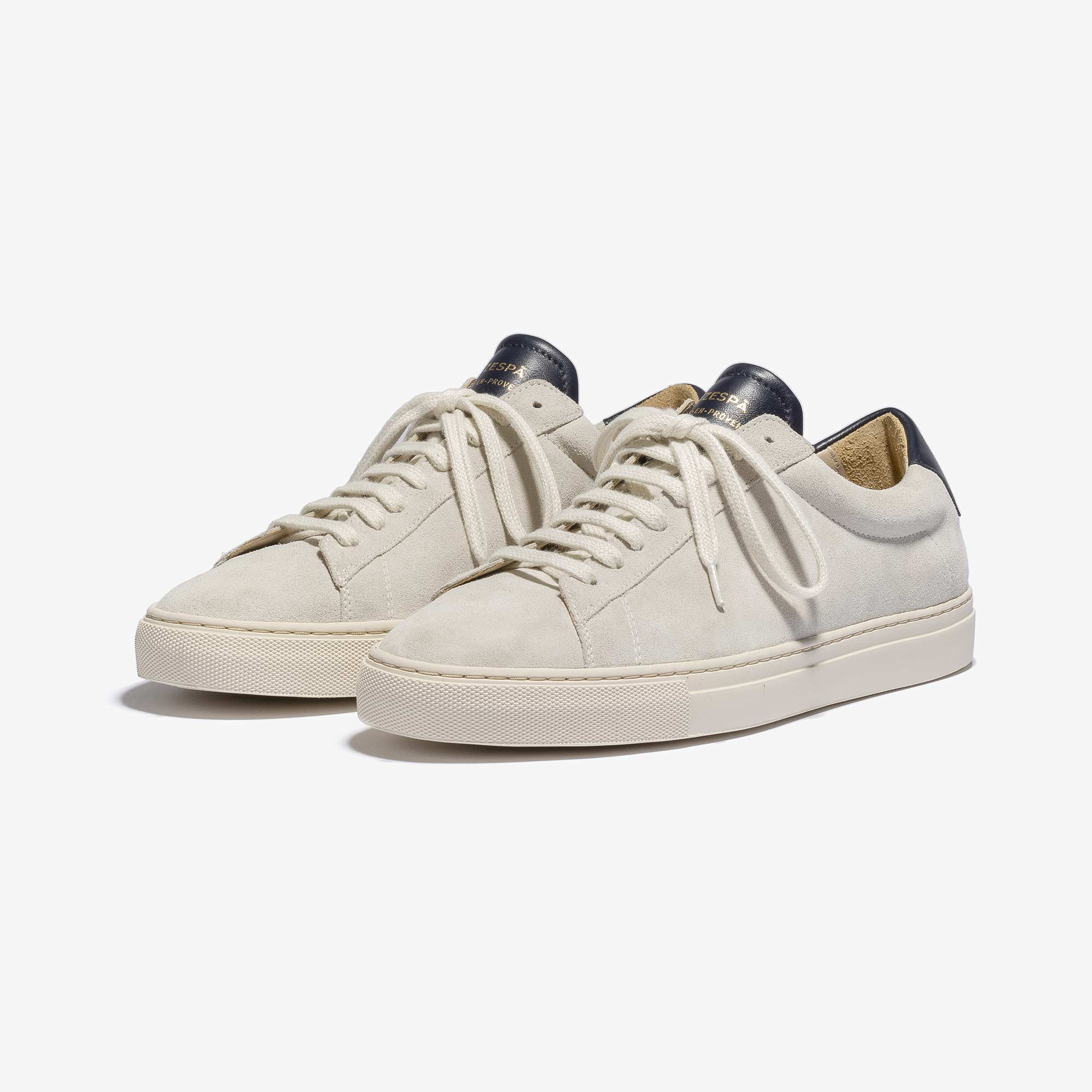 ZSP4 HGH APLA SUEDE OFFWHITE / NAVY
